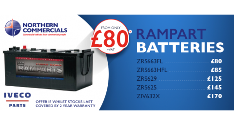 Rampart Batteries