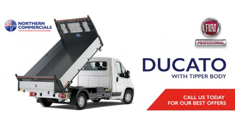 DUCATO WITH TIPPER BODY