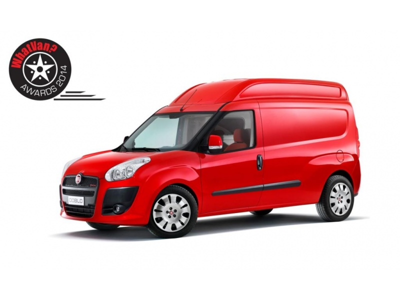 285cf42fa2 Four-In-a-Row for the Fiat Doblo Cargo In the 2014 What Van