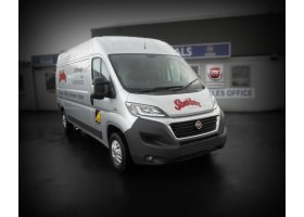 Third New Vehicle For W R Sowden & Son