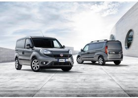 New 2015 Doblo Cargo Van Revealed at the Hannover Motor Show