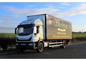 TRUCK OF THE YEAR IS THE CHOICE FOR SHERBORNE