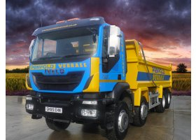Northern Commercials Supply Penfold Verrall with 6 New Trekkers