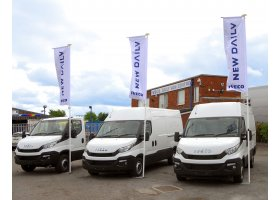 Northern Commercials Open New Iveco Van Centre in Liverpool