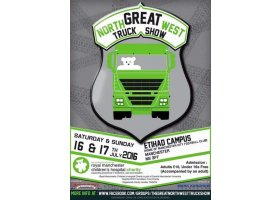 The Great North West Truck Show 2016