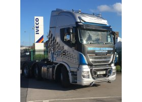 The NEW Stralis XP- Available to test drive!