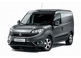 Fiat Doblo Scoops Top Prize at What Van Of The Year 2018  Awards