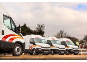 UK Power Networks Choose the Iveco Daily To Spruce Up Their Current Fleet