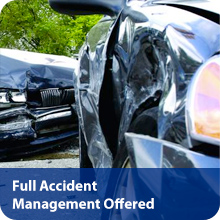 Full Accident Management Offered