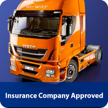 Insurance Company Approved